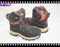 Зимняя обувь Ботинки для мальчиков от фирмы CBT(33-38)