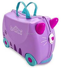 Валіза дитячий на колесах Кішка Trunki TRU0322