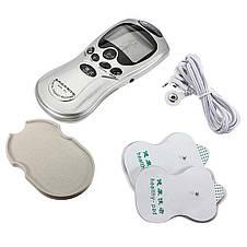 Цифровой миостимулятор Echo massager, на русском с подсветкой, фото 2