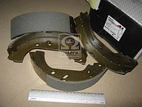Колодка тормозная баробанного PEUGEOT 806 заднего (производитель ABS) 8943