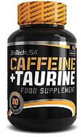 Bio Tech COFFEIN + TAURINE 60caps