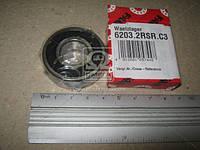 Шарико подшипник радиальный диам. до 60мм (производитель FAG) 6203.2RSR.C3