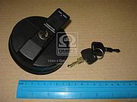 Крышка бака топл. SCANIA (пластик с ключем) 60 мм (RIDER) RD19-65-236