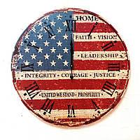 Часы американский флаг AG 47099-14