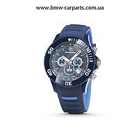 Часы BMW Motorsport ICE Watch Chrono, Blue/Light Blue