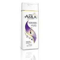 Шампунь-крем  Dabur Amla Keratin с кератинами для густоты волос