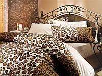 Комплект постельного белья  Hobby поплин размер евро Adriana
