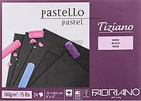 Склейка для пастели Tiziano A4 23x30,5 см 160 г/м² 24 листов Fabriano
