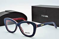 Оправа Prada синие с красным, фото 1