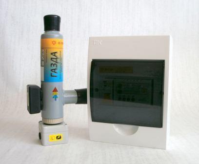 Комплект - котел электродный «ГАЗДА» КЕ-1-2,0 и автоматика G351-1-3