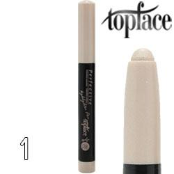 TopFace - Хайлайтер PT-608 карандаш-стик Perfective Highlighter Stick Тон 01 pearl