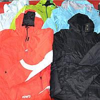 Куртки теплые секонд-хенд КРЕМ Код: AHM A