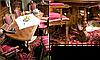 Стол раскладной 3600*1200 Cristina