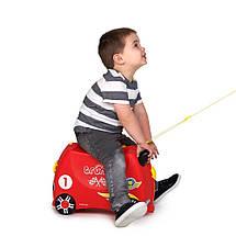 Чемодан детский на колесах Авто Trunki TRU0321, фото 3