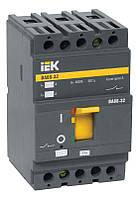 Автоматичний вимикач ІЕК ВА88-32 3p 32А 25кА