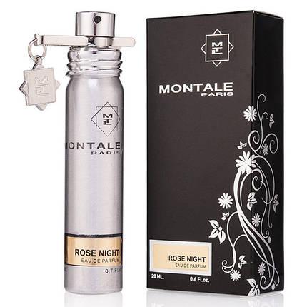 Женские духи - Montale Rose Night (mini 20 ml), фото 2