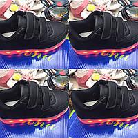 Модные Led кроссовки 1410/28