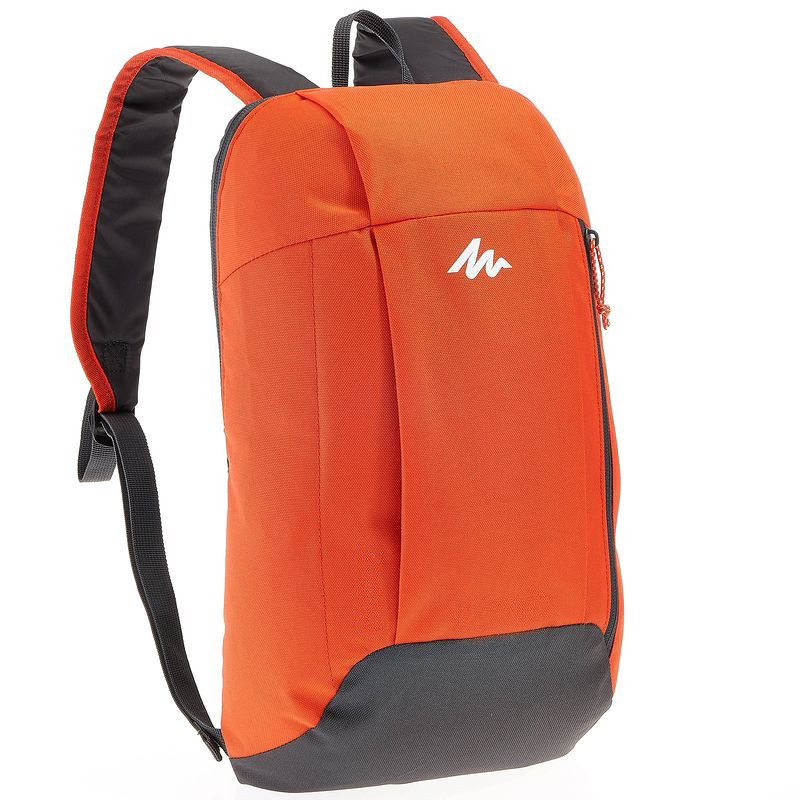 Рюкзак оранжевый с серым легкий, городской и велосипедный, 10 Л - Интернет-магазин «МебеЛайм» - товары для дома и всей семьи с доставкой по Украине в Киеве