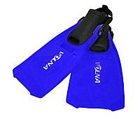 Короткие ласты для плавания Arena синие