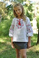 Вышиванка для девочки Д032-212, фото 1