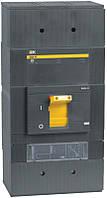 Автоматичний вимикач ІЕК ВА88-43 3p 1250А 50кА з електронним розщеплювачем МР 211