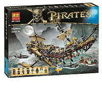 Конструктор Bela Пираты Карибского моря 10680 Безмолвная Мэри (аналог Lego Pirates of the Caribbean 71042)