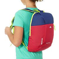 Рюкзак детский маленький на 5 литров сине розовый