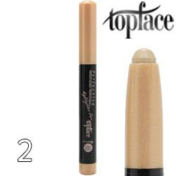 TopFace - Хайлайтер PT-608 карандаш-стик Perfective Highlighter Stick Тон 02 gold pearl