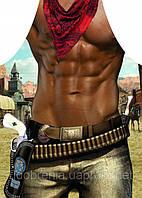 Фартук мужской Ковбой, фото 1