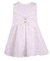 Красивое нарядное  платье из кружева для девочек