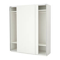 IKEA Шкаф, белый Хасвик ПАКС / PAX ИКЕА, ИКЕЯ 391.279.08