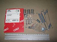 Колодка тормозная комплект монтажный DAEWOO MATIZ заднего (производитель TRW) SFK329