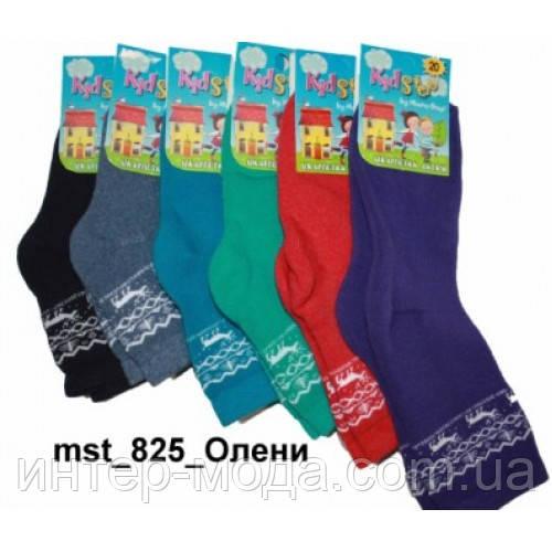 Детские носочки зимние р.22 арт.825