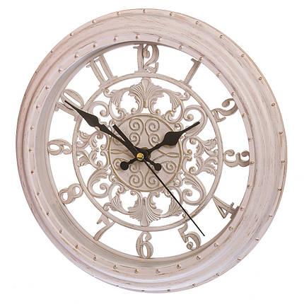 Часы настенные 28 см (131A/cream), фото 2