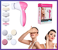 Массажер для лица Beauty Care Massager MY-8782 5 in 1