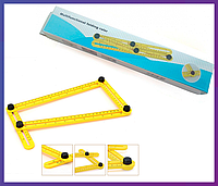 Мультифункциональная линейка Multifunctional Folding Ruler, фото 1