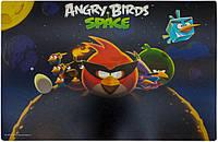 Коврик для детского творчества Angry Birds Space