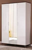 Шкаф Мода 3Д White