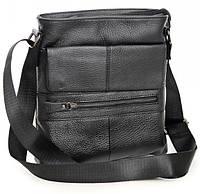 Мужская кожаная сумка 7812 Black.Купить сумки оптом и в розницу дёшево в  Украине cc1c0c64613