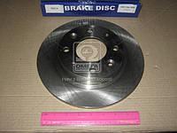 Диск тормозной заднего KIA CARENS, CLARUS, CREDOS 2 (производитель VALEO PHC) R2014
