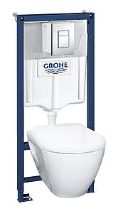 Комплект Grohe Solido Perfect Набор 4 в 1 39186000