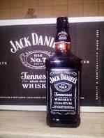 Виски Джек Дениелс/ Jack Daniels. 1л