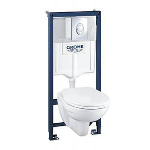 Комплект Grohe Solido Perfect Набор 4 в 1 39192000