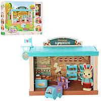 Кукольный домик «Гамбургерная» 60231-2