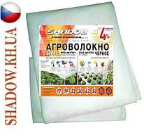 """Агроволокно """"Shadow"""" (Чехия) 4% пакетированное 17 г/м² белое 1,6х5 м."""