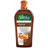 Масло для волос обогащенное арганой Dabur Vatika
