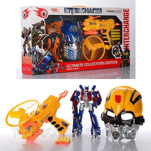 Набор игровой transformers