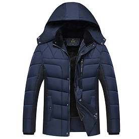 Куртка чоловіча зимова на хутрі