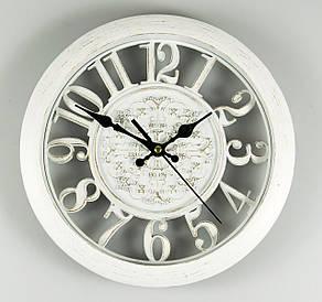 Часы настенные 28 см 068A/white