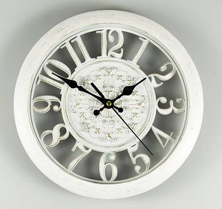 Часы настенные 28 см (068A/white), фото 2